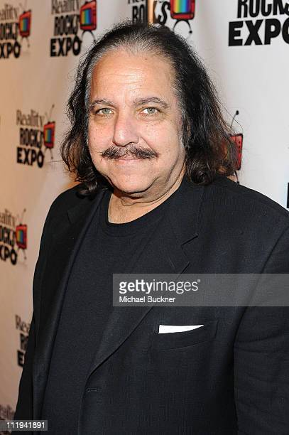 TV personality Ron Jeremy attends the Reality Rocks Expo Fan Awards at the Los Angeles Convention Center on April 9 2011 in Los Angeles California