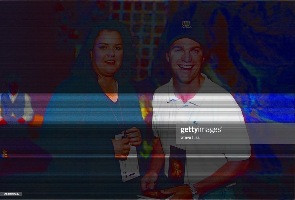 Rosie O'Donnell;Chris O'Donnell : News Photo