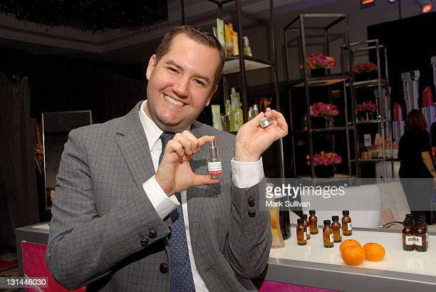 TV personality Ross Mathews attends the CVS Pharmacy Beauty Club at the Access Hollywood Stuff You Must Lounge produced by On 3 Productions at the...