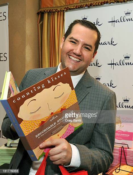 TV personality Ross Mathews attends the HBO Luxury Lounge in honor of the 68th Annual Golden Globe Awards at The Four Seasons Hotel on January 15...