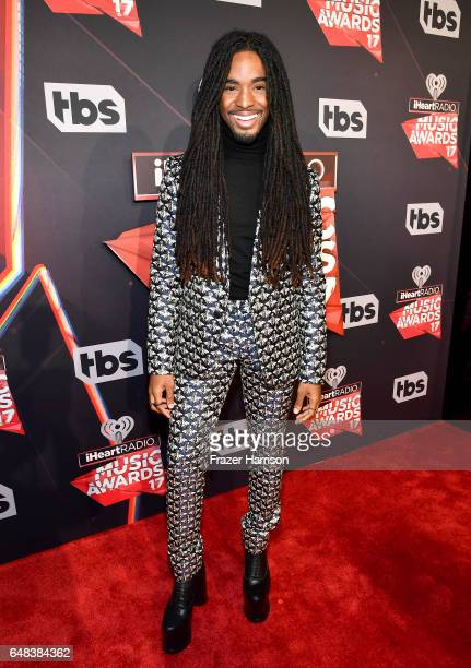 TV personality Ruba Wilson attends the 2017 iHeartRadio Music Awards which broadcast live on Turner's TBS TNT and truTV at The Forum on March 5 2017...