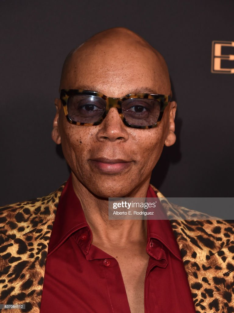 TV personality RuPaul Charles attends the Television Academy's Performers Peer Group Celebration at The Montage Beverly Hills on August 21, 2017 in Beverly Hills, California.