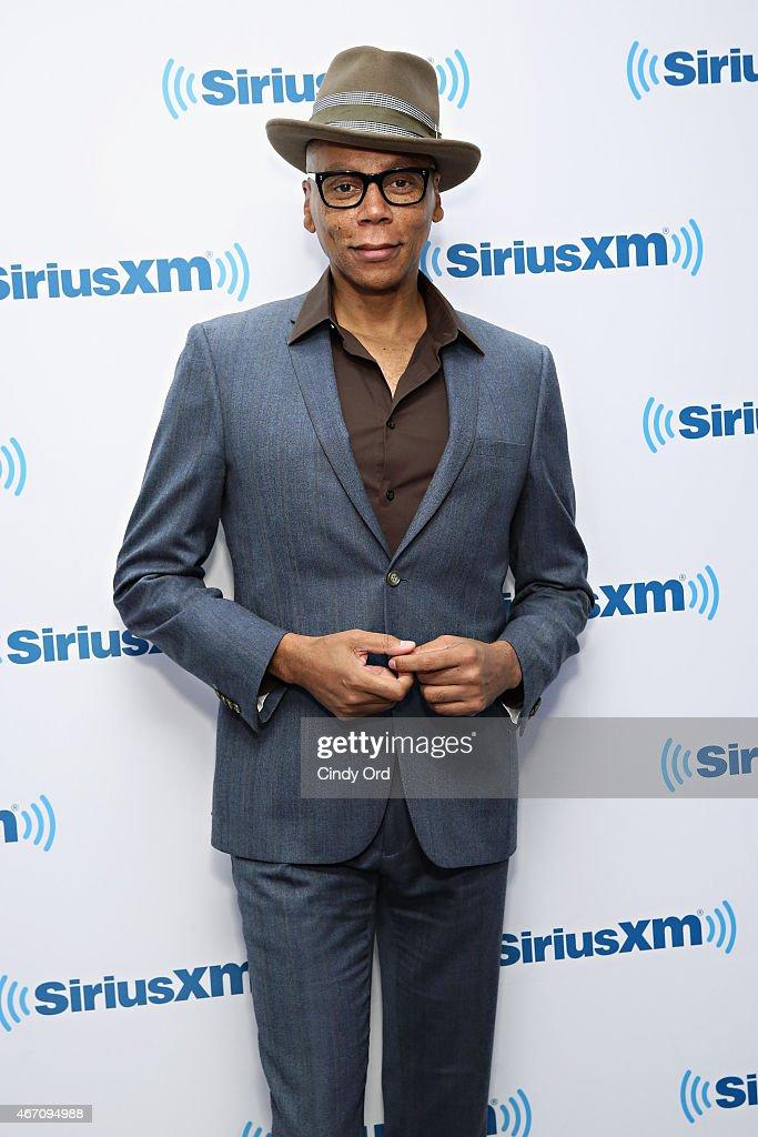 Celebrities Visit SiriusXM Studios - March 20, 2015