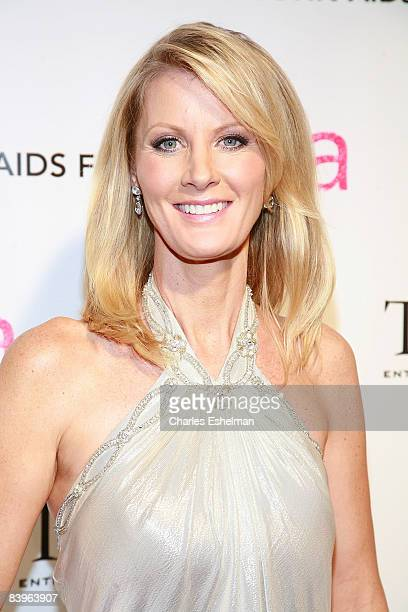 TV personality Sandra Lee attends 'An Enduring Vision' the 7th Annual Elton John Aids Foundation Benefit at Cipriani Wall Street on November 11 2008...