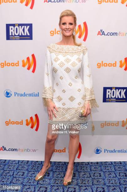 Personality Sandra Lee attends the 22nd Annual GLAAD Media Awards at The New York Marriott Marquis on March 19, 2011 in New York City.