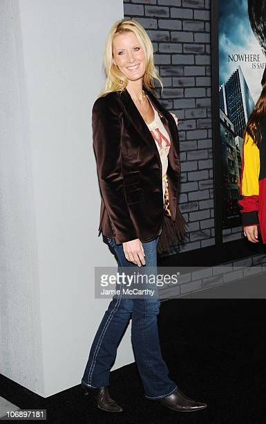Personality Sandra Lee attends the premiere of 'Harry Potter and the Deathly Hallows Part 1' at Alice Tully Hall on November 15 2010 in New York City