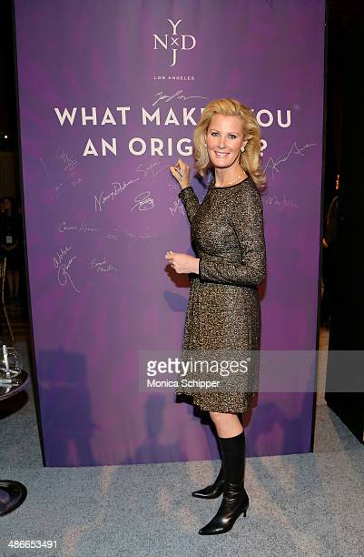 Personality Sandra Lee attends Variety Power Of Women New York presented by FYI at Cipriani 42nd Street on April 25 2014 in New York City