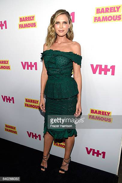 """Personality Sara Foster attends VH1's """"Barely Famous"""" Season 2 Party on June 14, 2016 in West Hollywood, California."""