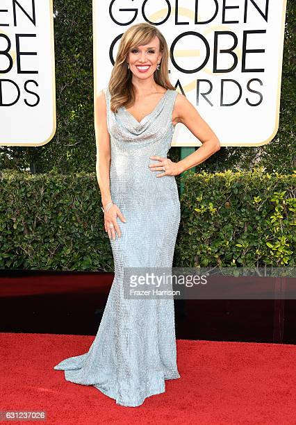 TV personality Sara Gore attends the 74th Annual Golden Globe Awards at The Beverly Hilton Hotel on January 8 2017 in Beverly Hills California