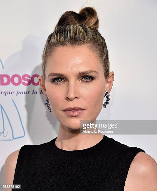 TV personality Sarah Foster attends the Kaleidoscope Ball at 3LABS on May 21 2016 in Culver City California
