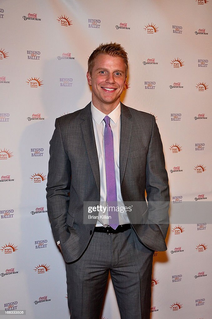 TV personality Sean Lowe attends Beyond The Ballet Showcase Gala at The Beacon Theatre on May 8, 2013 in New York City.