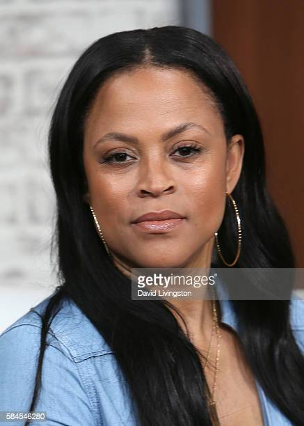 TV personality Shaunie O'Neal visits Hollywood Today Live at W Hollywood on July 29 2016 in Hollywood California