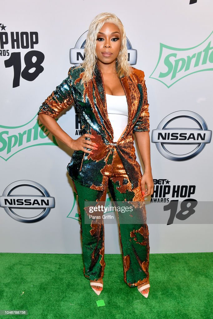 BET Hip Hop Awards 2018 - Arrivals : ニュース写真