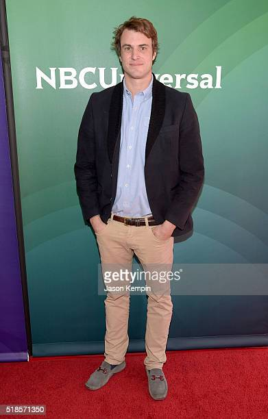TV personality Shep Rose attends the 2016 NBCUniversal Summer Press Day at Four Seasons Hotel Westlake Village on April 1 2016 in Westlake Village...