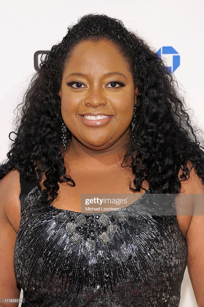 TV personality Sherri Shepherd attends the 2nd annual Steve Harvey Foundation Gala at Cipriani, Wall Street on April 4, 2011 in New York City.