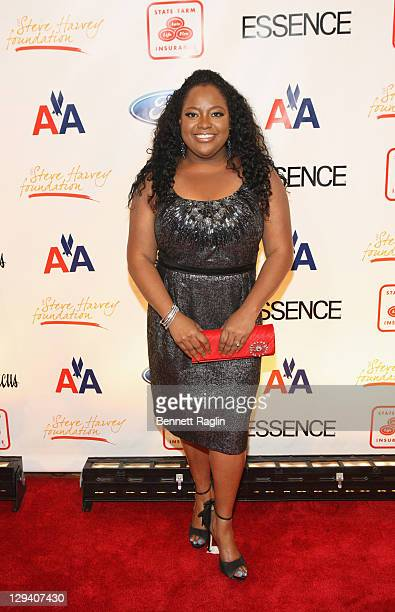 Personality Sherri Shepherd attends the 2nd annual Steve Harvey Foundation gala at Cipriani Wall Street on April 4, 2011 in New York City.