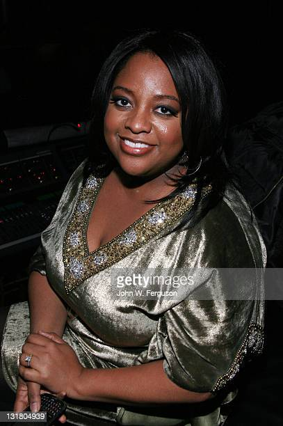 Personality Sherri Shepherd attends the Mary Mary listening party at the Canal Room on February 22, 2011 in New York City.