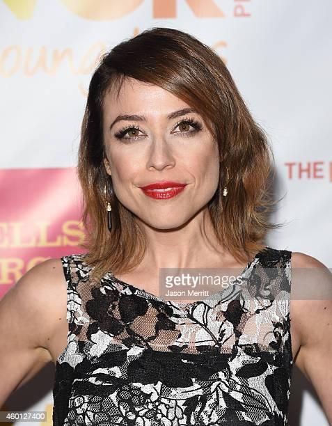 TV personality Shira Lazar attends TrevorLIVE LA Honoring Robert Greenblatt Yahoo and Skylar Kergil for The Trevor Project at Hollywood Palladium on...