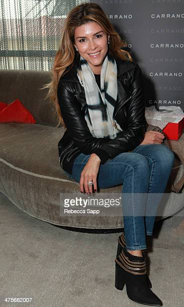 TV personality Shiva Safai attends Kari Feinstein's PreAcademy Awards Style Lounge at the Andaz West Hollywood on February 28 2014 in Los Angeles...
