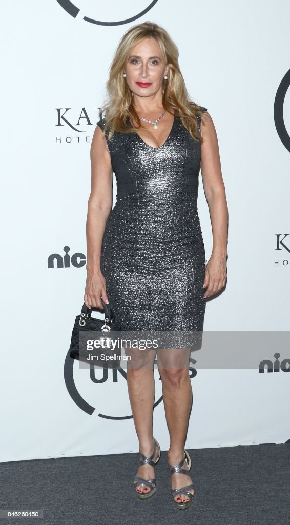 TV personality Sonja Morgan attends the 2017 Unitas Gala at Capitale on September 12, 2017 in New York City.