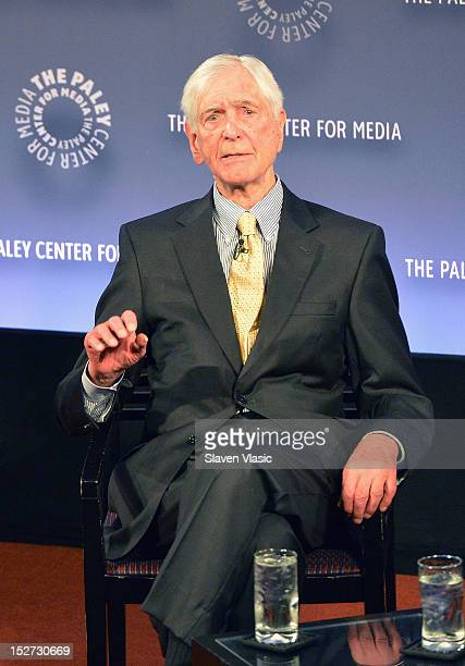 TV personality Sonny Fox attends The Paley Center For Media Presents Sonny Fox Forty Years in Television A Conversation With Whoopi Goldberg at Paley...