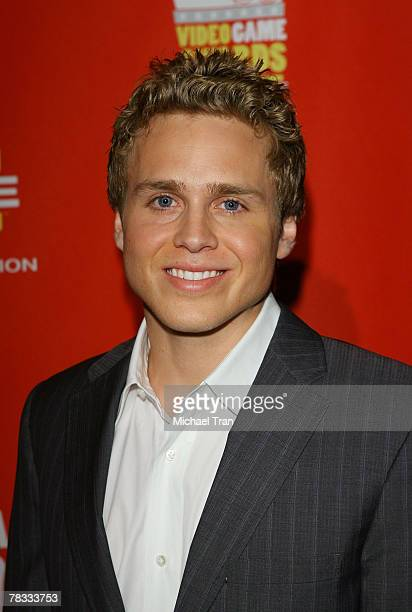 Personality Spencer Pratt arrives at Spike TV's 5th Annual Video Game Awards held at Mandalay Bay Events Center on December 7 2007 in Las Vegas Nevada