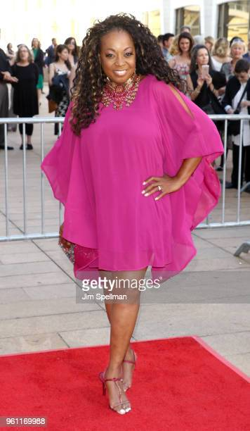 TV personality Star Jones attends the 2018 American Ballet Theatre Spring Gala at The Metropolitan Opera House on May 21 2018 in New York City
