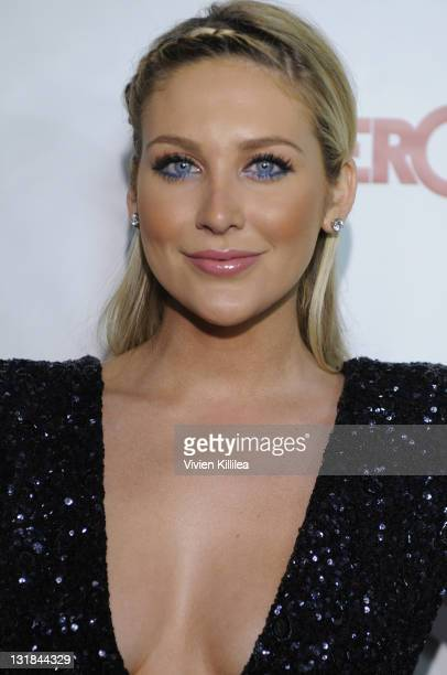 TV personality Stephanie Pratt attends The 3rd Annual 'A Night of Generosity' Gala on March 18 2011 in Los Angeles California