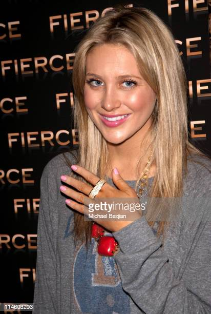 Personality Stephanie Pratt attends THINK PR's 4th annual pre-Sundance Gifting Suite - day 1 at The W Los Angeles - Westwood on January 13, 2010 in...