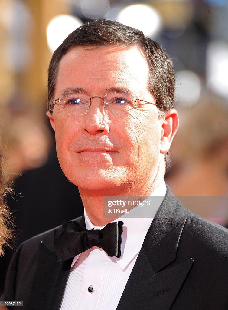 61st Primetime Emmy Awards - Arrivals : News Photo
