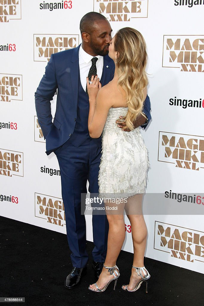 """Los Angeles World Premiere of Warner Bros. Pictures' """"Magic Mike XXL"""" : News Photo"""