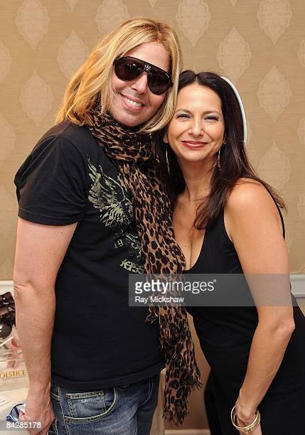 472f4651d4a7f TV personality Steven Cojocaru in Carrera Chapion sunglasses with Solstice s  Eden Wexler pose with the Solstice