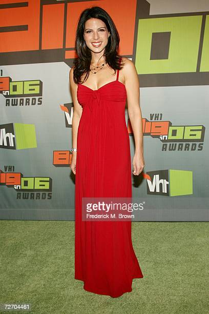 TV personality Tammy Trenta arrives to the VH1 Big in '06 Awards held at Sony Studios on December 2 2006 in Culver City California