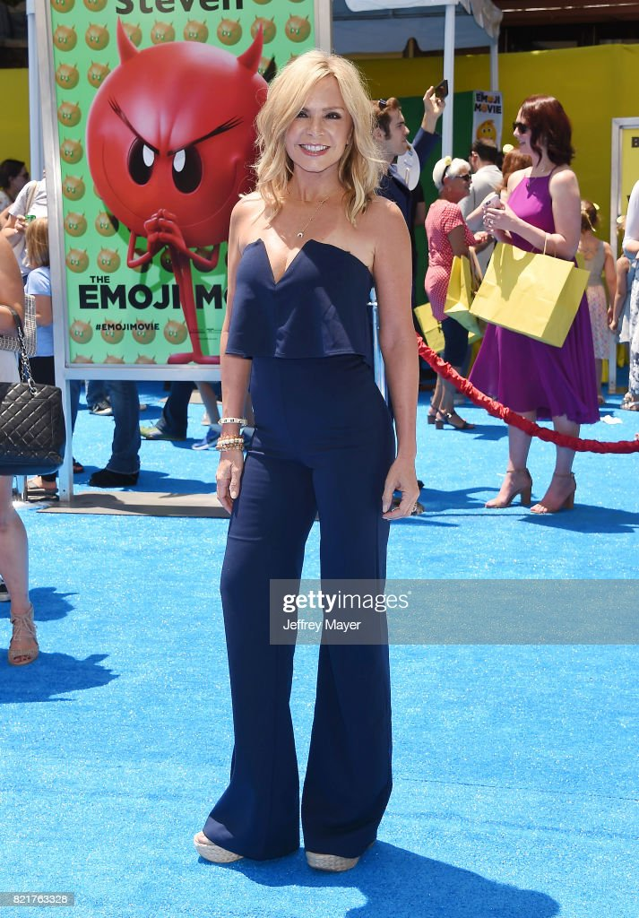 """Premiere Of Columbia Pictures And Sony Pictures Animation's """"The Emoji Movie"""" - Arrivals"""