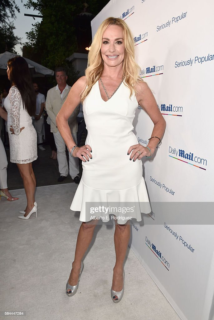 Daily Mail Summer White Party with Lisa Vanderpump - Arrivals