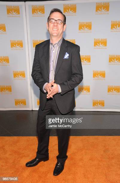 TV personality Ted Allen attends the Food Bank for New York City's 8th Annual CanDo Awards dinner at Abigail Kirsch�s Pier Sixty at Chelsea Piers on...