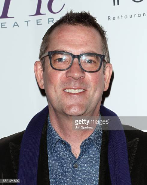 TV personality Ted Allen attends the James Beard America's First Foodie NYC premiere at iPic Fulton Market on April 23 2017 in New York City