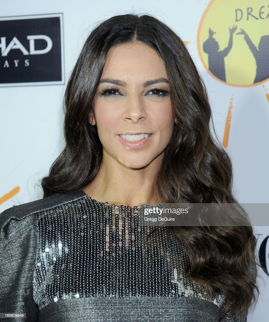 TV personality Terri Seymour arrives at the Dream For Future Africa Foundation Gala at Spago on October 24, 2013 in Beverly Hills, California.