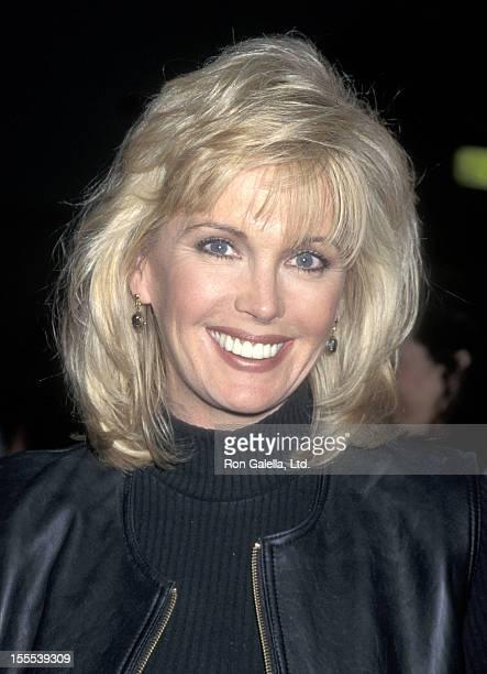 Personality Terry Murphy attends the Mortal Kombat Hollywood Premiere on August 16, 1995 at Mann's Chinese Theatre in Hollywood, California.