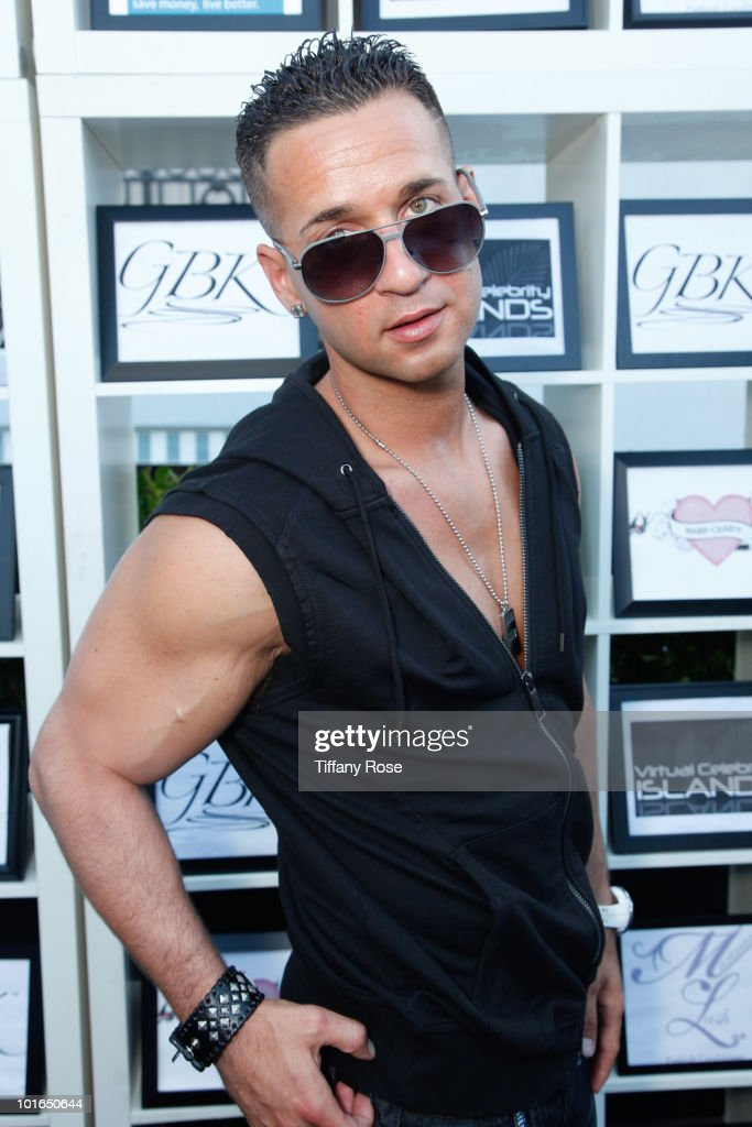 TV personality The Situation attends GBK's Gift Lounge in Honor of the 2010 MTV Movie Awards - Day 2 at The London Hotel on June 5, 2010 in West Hollywood, California.