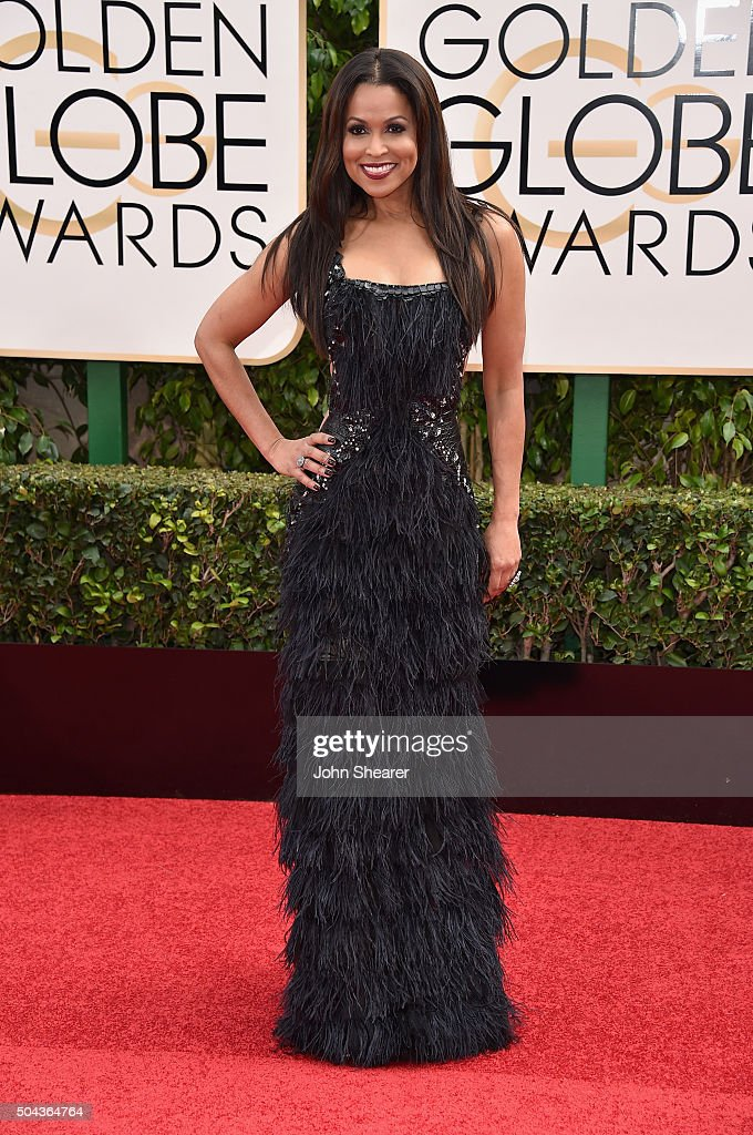 73rd Annual Golden Globe Awards - Arrivals : News Photo