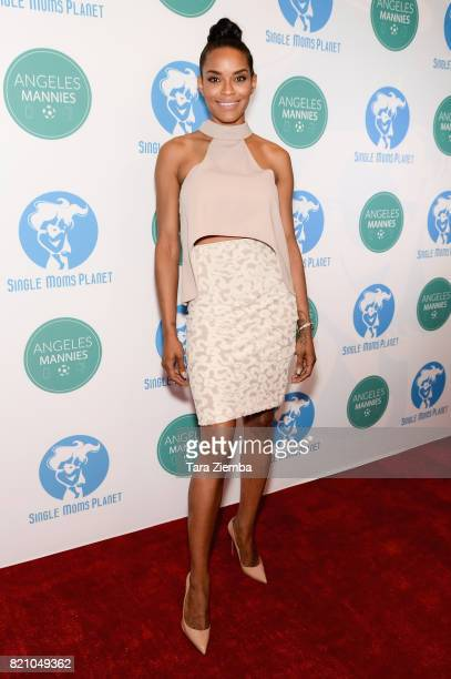 TV personality Veronika Obeng attends the Single Mom's Awards at The Peninsula Beverly Hills on May 11 2017 in Beverly Hills California