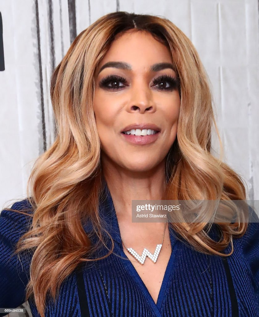 Build Series Presents Wendy Williams Discussing Her Daytime Talk Show : News Photo
