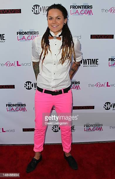 TV personality Whitney Mixter attends the premiere of Showtime's 'The Real L World' Season 3 at Revolver on July 17 2012 in West Hollywood California