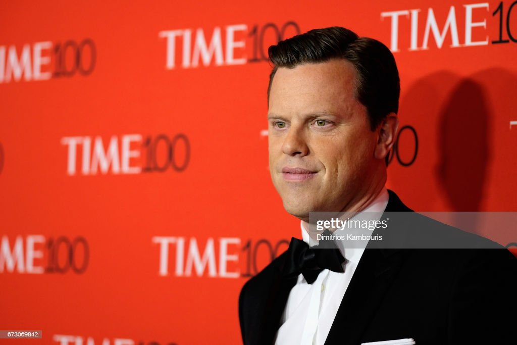 TV Personality Willie Geist attends the 2017 Time 100 Gala at Jazz at Lincoln Center on April 25, 2017 in New York City.