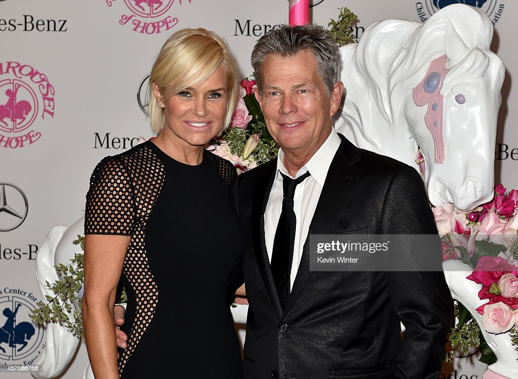2014 Carousel of Hope Ball Presented by Mercedes-Benz - VIP Reception : News Photo