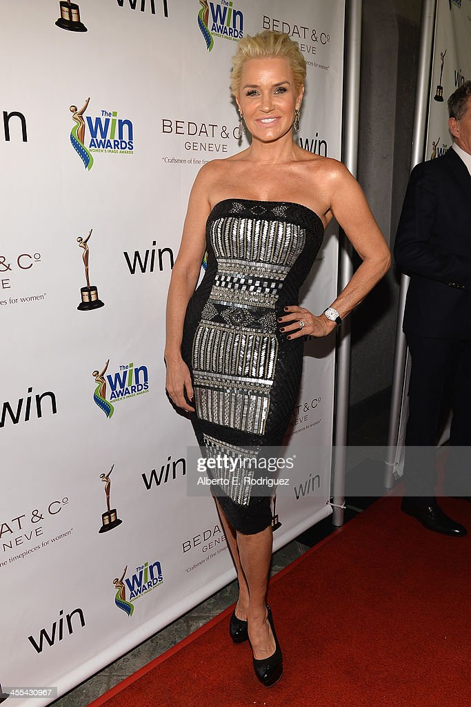 WIN Awards By Women's Image Network - Red Carpet : News Photo