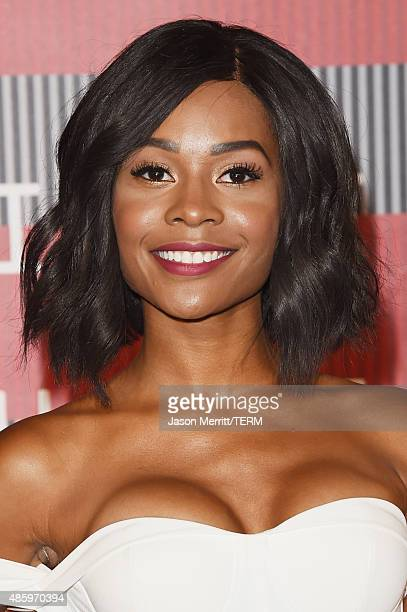 TV personality Zuri Hall attends the 2015 MTV Video Music Awards at Microsoft Theater on August 30 2015 in Los Angeles California