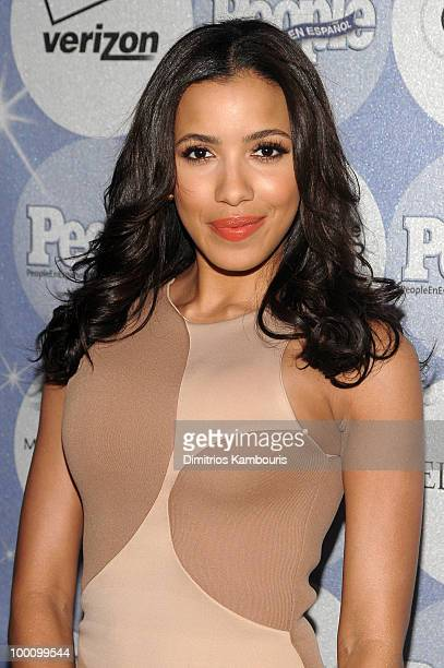 TV personality/actress Julissa Bermudez attends the People en Espanol Los 50 Mas Bellos party at Gustavino's on May 20 2010 in New York City