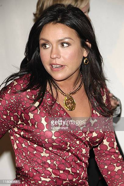 TV Personality/Author Rachael Ray at the City Harvest's Bid Against Hunger Benefit at Metropolitan Pavilion on October 23 2007 in New York City